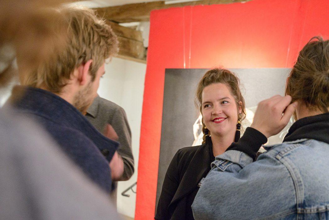arartig'17: Vernissage der Ausstellung zum großen Kunst- und Kulturfestival am 5. Mai 2017 in der Galerie Kunstreich des artig e. V. Foto: Kees van Surksumtig-2017-05-6576