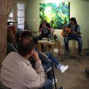 artig'17: EAST- & WESTMAN Acoustic Blues Rock am 20. Mai 2017 auf der artig'17, dem Kunst- und Kulturfestival in der Galerie Kunstreich des artig e. V. in Kempten. Foto: Christine Herzog