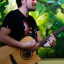artig'17: Rainer von Vielen + Mitsch Oko als Acoustic Duo am 12. Mai 2017 auf der artig'17, dem Kunst- und Kulturfestival in der Galerie Kunstreich des artig e. V. in Kempten. Foto: Katja Egli