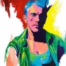 Neo, Acryl auf Leinwand, 140 x 120 cm