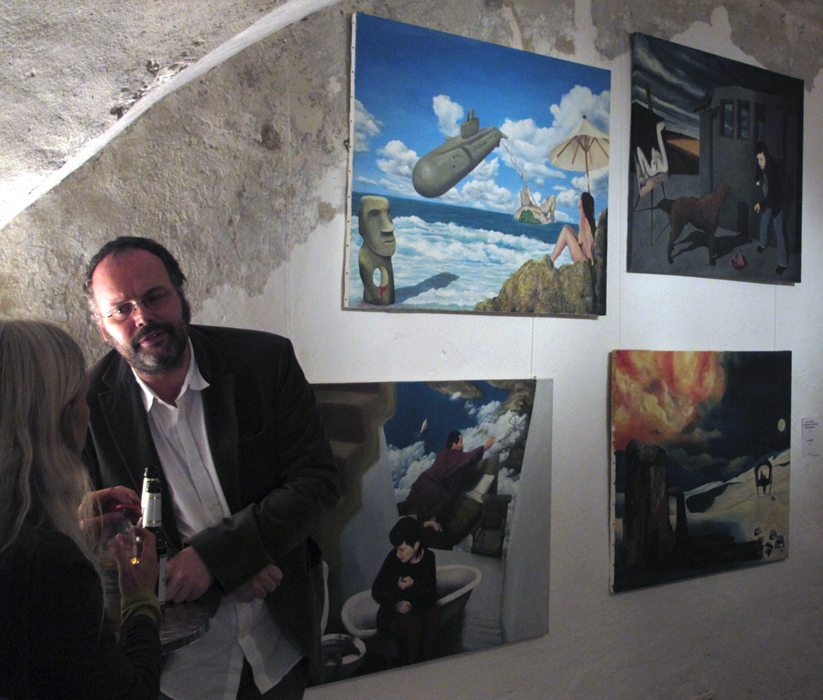 Vernissage ICH MUSS Krešimir Crash Vorich_15