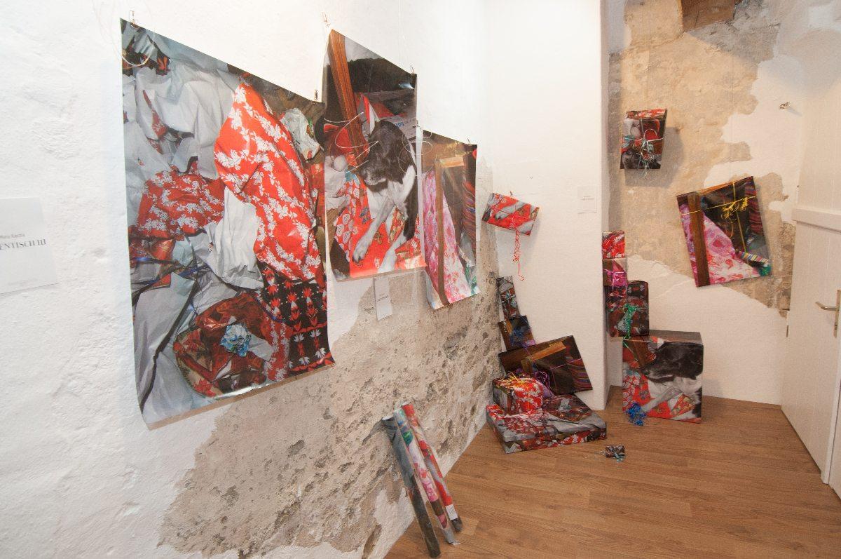 Installation Mary Kiechle