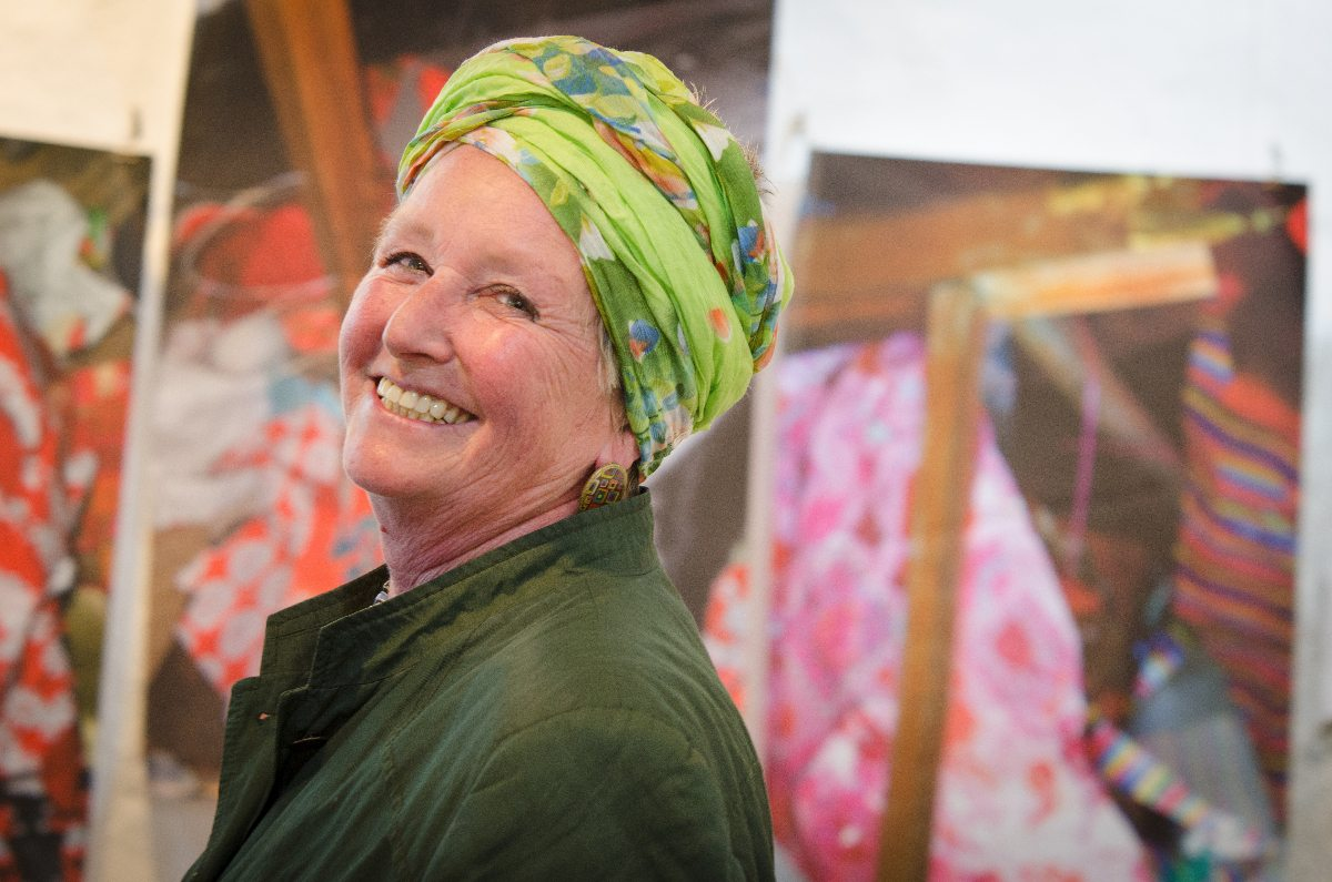 Ausstellen macht Spaß: Mary Kiechle