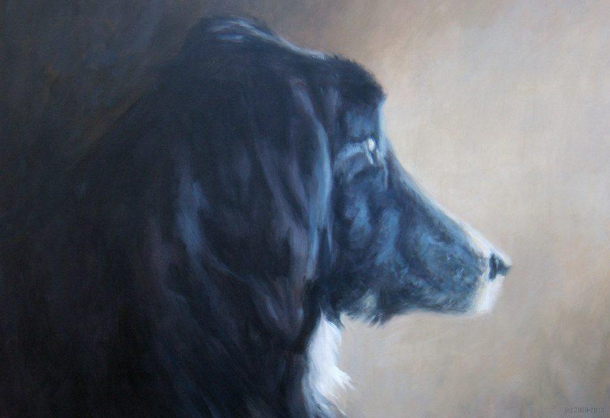 In der tiefen Stille meines Hundes, Oliver Kromm, artig'13