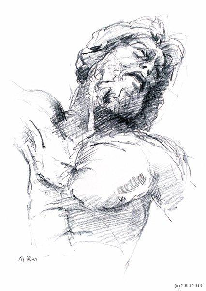 Laokoon, Peter Morgner, artig'09