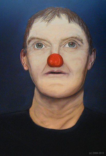Maske 1, Matthias Herzog, artig'13