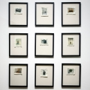 Vernissage der Ausstellung F/2.0 - Florian Lauerwald und K. Bschese Kiechle am 16. November 2018 in der Galerie Kunstreich in Kempten. Fotos © 2018: Stephan A. Schmidt