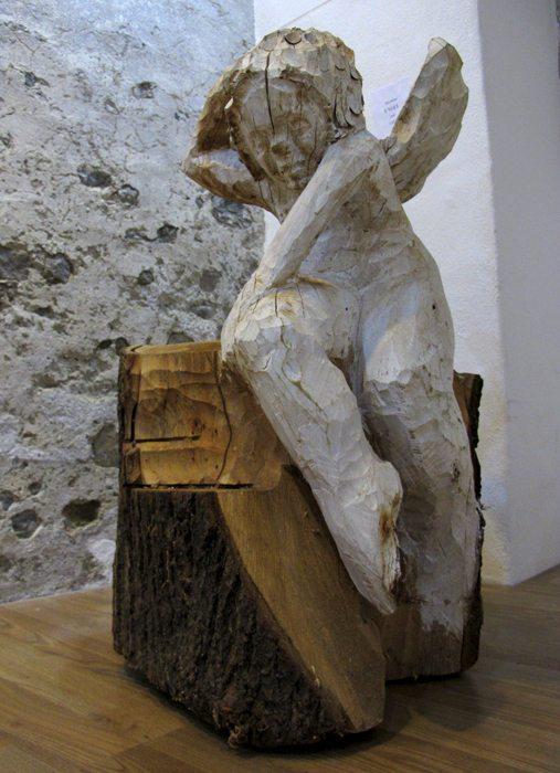 Vernissage Holz + Erde Rodriguez-Vetter, Hiemer 7