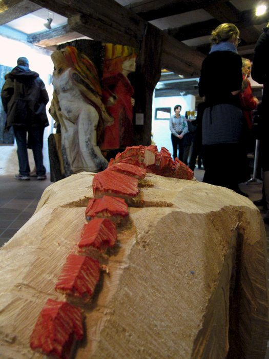 Vernissage Holz + Erde Rodriguez-Vetter, Hiemer 25
