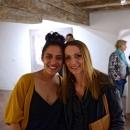 Vernissage der Ausstellung ROOTLESS von Deniz Hasenöhrl am 05. April 2019 in der Galerie Kunstreich in Kempten - Foto © 2019: Levi Bösker