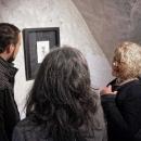 Vernissage der Ausstellung ROOTLESS von Deniz Hasenöhrl am 05. April 2019 in der Galerie Kunstreich in Kempten - Foto © 2019: Ecke Recla