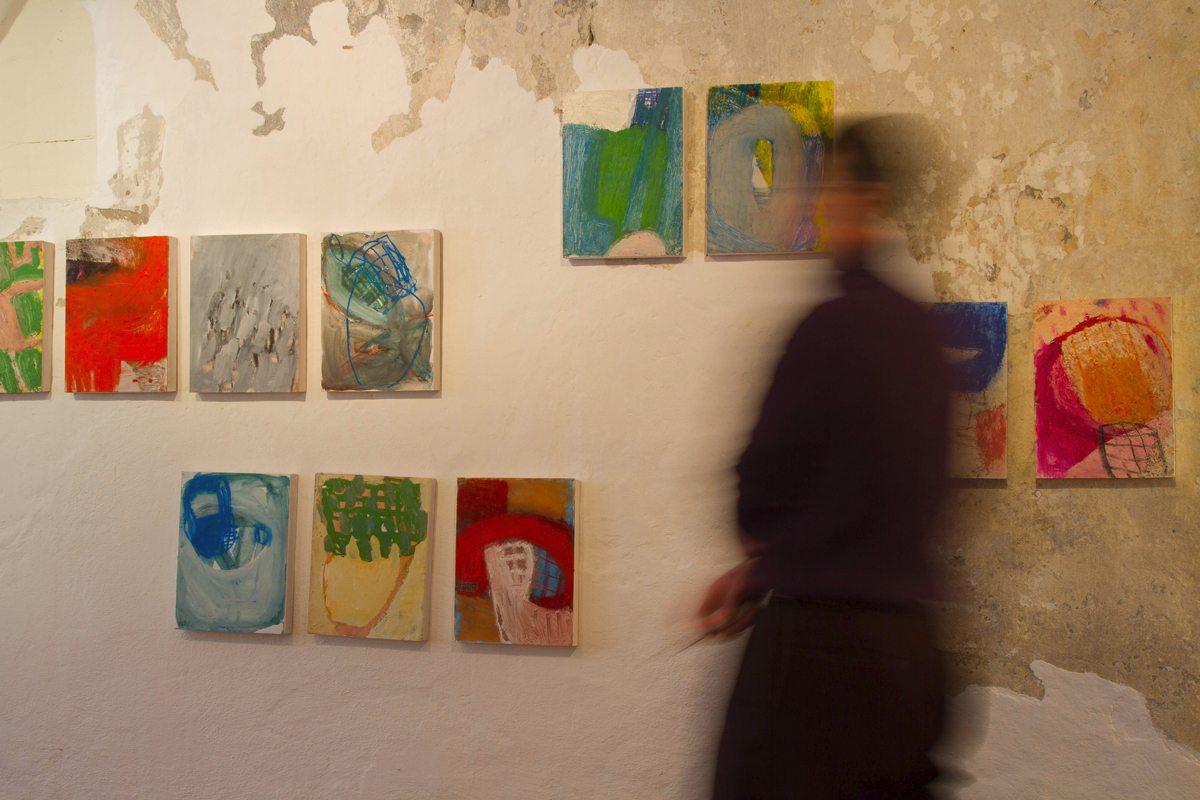 Ausstellung BILDER / Eva Andersson