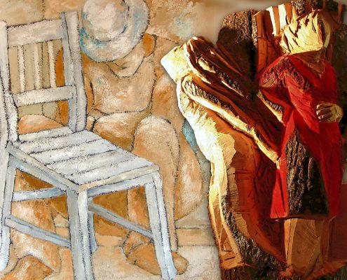 Collage Weke Mercedes Rodriguez de Vetter / Julia Hiemer
