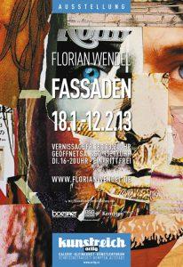 Fassaden. Florian Wendel: 18.1. - 12.2.13