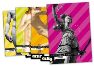 Magazin zur Ausstellung artig'13
