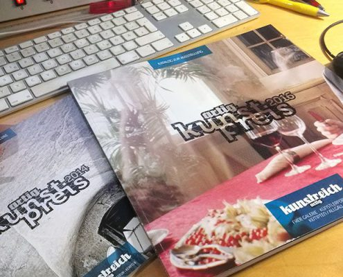 artig Kunstpreis Kataloge 2014 2016