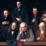 John Morgan: The Jury, 1861