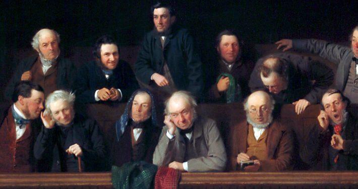 John Morgan: The Jury, 1861