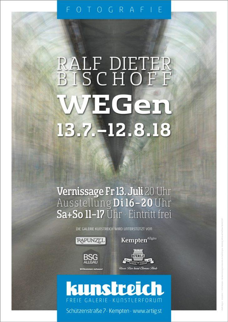 WEGen / Ralf Dieter Bischoff