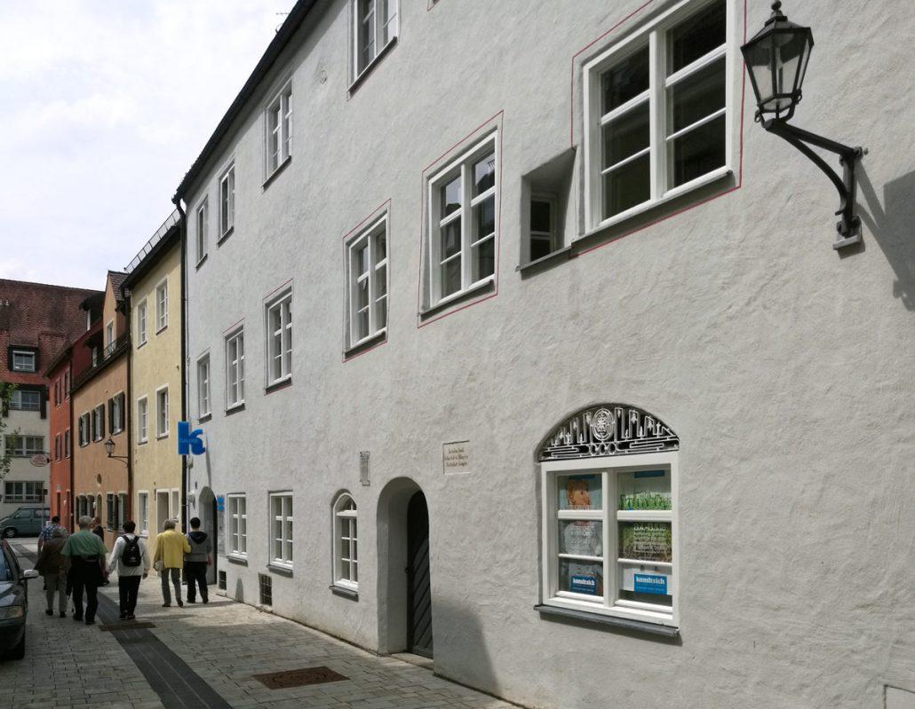 Galerie Kunstreich, Schützenstraße, Kempten