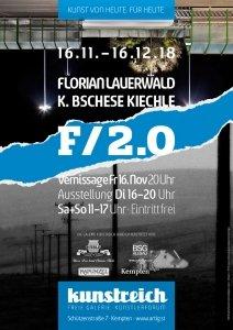 F/2.0 · Florian Lauerwald & Klaus Bschese Kiechle