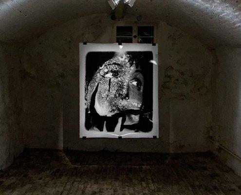 Fotoblog Vernissage Florian Lauerwald und K. Bschese Kiechle