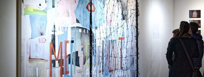 Deniz Hasenöhrl - Rootless - Galerie Kunstreich Kempten