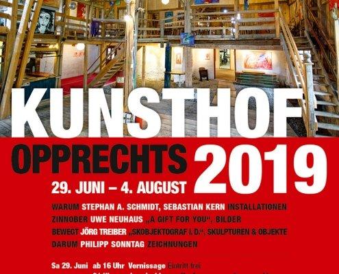 Kunsthof Opprechts 2019