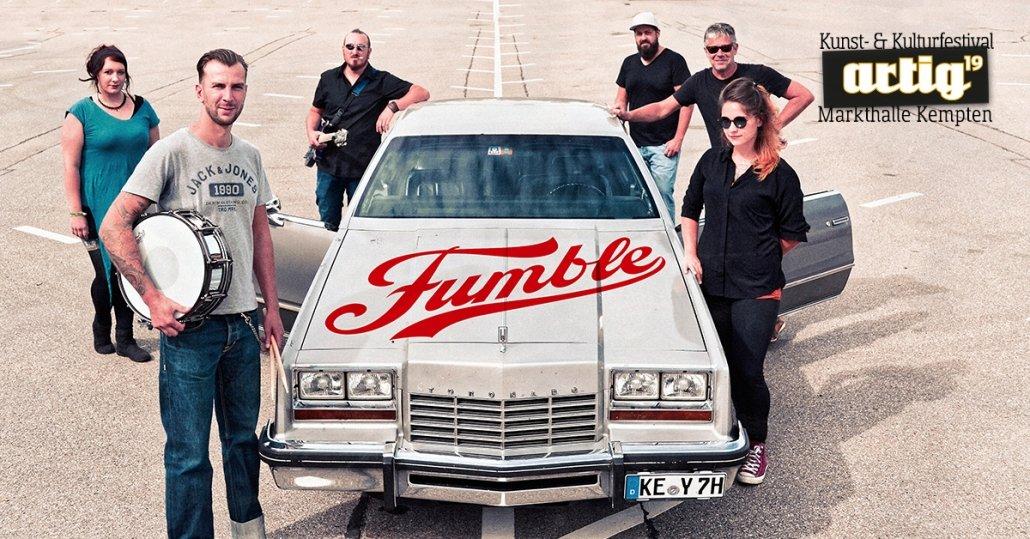Fumble live