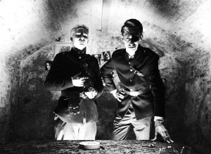 MYTHUS · Levi Bösker & Jonas Schönberger