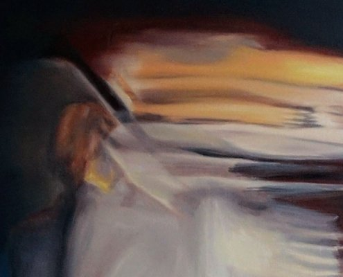 Emmeran Achter - Das Auge wird nicht satt - Ausstellung Kunstreich Kempten Januar 2020