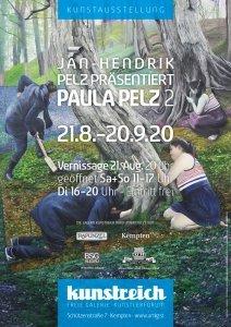 Jan-Hendrik Pelz präsentiert Paula Pelz 2