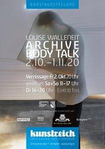 Archive Body Talk - Louise Walleneit
