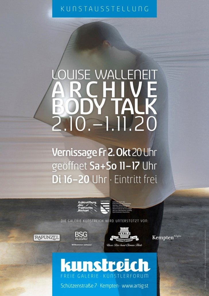 Archive Body Talk - Louise Walleneit