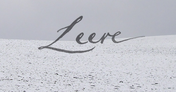 Dana Lürken - Leere - Kunstausstellung